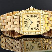 Cartier Santos Demoiselle nuevo Oro amarillo