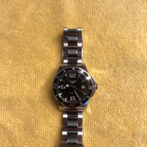 Longines HydroConquest L33404566 2017 pre-owned