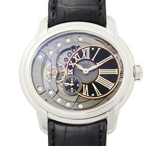 愛彼 Millenary Stainless Steel Dark Grey Automatic 15350ST.OO.D0...