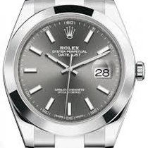 Rolex Datejust Steel 41mm No numerals United States of America, Florida, Hollywood