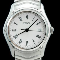 Ebel Staal 27mm Quartz Classic tweedehands