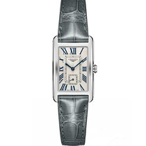Longines DolceVita Steel 37mm Silver Roman numerals United States of America, New York, New York
