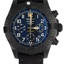 Breitling Avenger Hurricane Steel 45mm Black United States of America, New York, NY