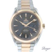 Omega Seamaster Aqua Terra Gold/Steel 43mm Bronze
