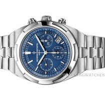 Vacheron Constantin Overseas Chronograph Steel 42.5mm Blue No numerals United States of America, Florida, Aventura