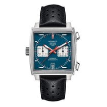 TAG Heuer Monaco Calibre 11 Steel 39mm Blue Australia, Melbourne