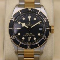 Tudor Black Bay S&G 41mm Black No numerals