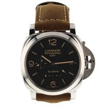 Panerai Luminor 1950 10 Days GMT new Automatic Watch with original box and original papers PAM00533