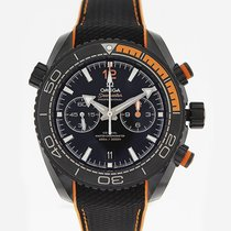 Omega Seamaster Planet Ocean Chronograph Ceramic 45.5mm Black