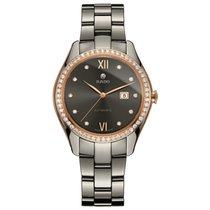Rado HyperChrome Diamonds nuevo Automático Reloj con estuche y documentos originales R32523702 or 01.580.0523.3.070