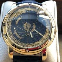 Ulysse Nardin Planetarium Copernicus Yellow gold 40mm Blue Roman numerals