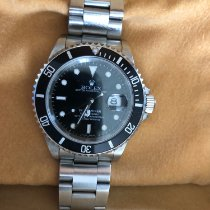 Rolex 16610 Steel 2001 Submariner Date 40mm pre-owned