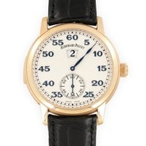 Audemars Piguet Jules Audemars Red gold 43mm Silver Arabic numerals United States of America, California, Beverly Hills