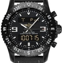Breitling Chronospace Military Steel 46mm Black Arabic numerals United States of America, Florida, Aventura