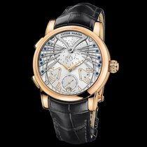 Ulysse Nardin Stranger Rose gold 45mm Silver United States of America, Florida, Sunny Isles Beach
