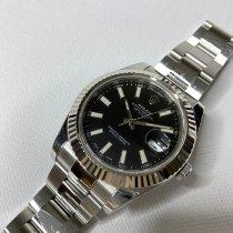 Rolex Datejust II Steel 41mm Black UAE, JBR