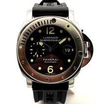 Panerai Luminor Submersible Steel 44mm Black Australia, SYDNEY