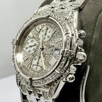 Breitling White gold 44mm Automatic Breitling Crosswind pre-owned United States of America, Florida, Tavernier