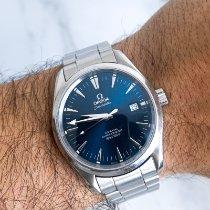 Omega Seamaster Aqua Terra Steel Blue United States of America, Florida, Miami