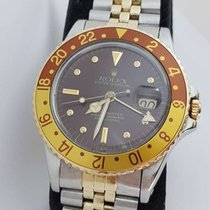 Rolex GMT-Master 16753 1981 pre-owned