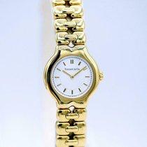 Tiffany Oro amarillo 24mm Cuarzo usados