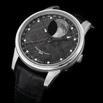 Lindburgh + Benson Grand Perpetual Moon Meteorite