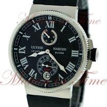 Ulysse Nardin Marine Chronometer Manufacture 1183-126-3/42 новые