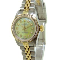 Rolex Oyster Perpetual Steel 25mm Green United States of America, Florida, Miami