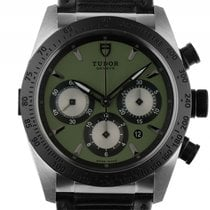 Tudor Fastrider Chrono new Automatic Chronograph Watch with original box and original papers 42010N