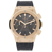 Hublot Red gold Automatic 45mm new Classic Fusion Racing Grey