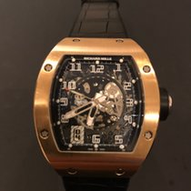 Richard Mille  RM10 Pink Gold Squeletton