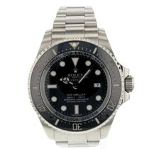 Rolex Deep Sea Black Ref: 116660