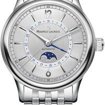 Maurice Lacroix Les Classiques Phases de Lune LC6168-SS002-120-1 2020 neu