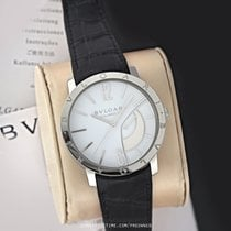 Bulgari Bulgari Steel 43mm White United States of America, New York, Airmont