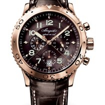 Breguet Chronograph 42mm Automatic pre-owned Type XX - XXI - XXII