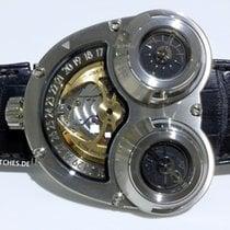 Mb&f Horological Machine N3 Starcruiser White Gold - 30.WTL.B
