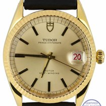 Tudor Prince Oysterdate Yellow gold 34mm Gold United States of America, New York, Massapequa Park