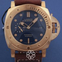 Panerai Bronse Automatisk brukt Special Editions
