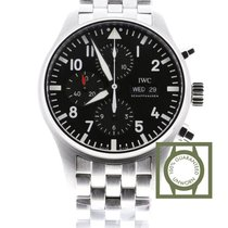 IWC IW377710 Staal Pilot Chronograph 43mm