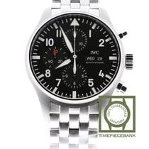 IWC Pilot Chronograph IW377710 New Steel 43mm Automatic