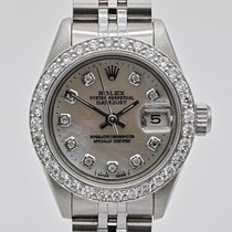 Rolex Oyster Perpetual Lady Date Steel 26mm Mother of pearl United States of America, Nevada, Henderson