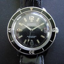 Blancpain Fifty Fathoms Bathyscaphe Aço 37,5mm
