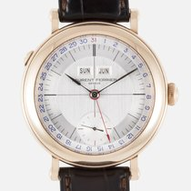 Laurent Ferrier Roodgoud Handopwind tweedehands