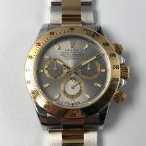 Rolex Daytona Gold/Steel 40mm No numerals Malaysia, Kuala Lumpur