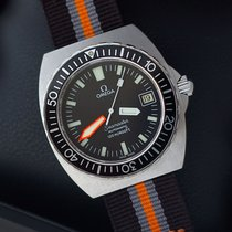 Omega Seamaster PloProf Steel 38mm Black