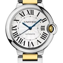 Cartier Ballon Bleu 36mm new 2019 Automatic Watch with original box and original papers W2BB0012