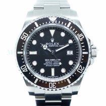 Rolex Sea-Dweller 4000 Steel 40mm Black No numerals Singapore, Singapore