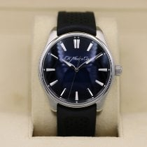 H.Moser & Cie. pre-owned Automatic Blue