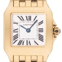 Cartier Santos Demoiselle W25063X9 2699 2006 pre-owned