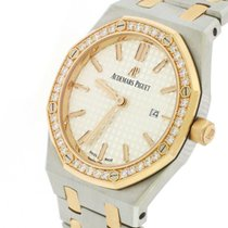 Audemars Piguet Royal Oak Lady Rose gold 33mm Silver United States of America, New York, New York